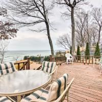 Holland Cottage w/ Private Beach on Lake Michigan!
