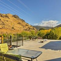 Lava Hot Springs Studio w/Views - Walk to River