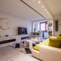 Luxury Two Room Apartment Residence Militari M3
