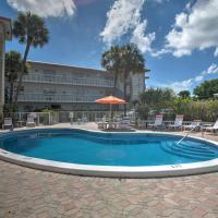 Apartment w/ Pool, 1-Block Walk to Deerfield Beach