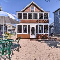 Beachfront Cottage w/Porch - On Long Island Sound