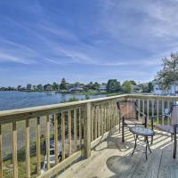 NEW! Waterfront Portsmouth House - Mins to Newport