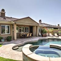 NEW-Luxury Home w/Lake, Golf by Coachella Festival