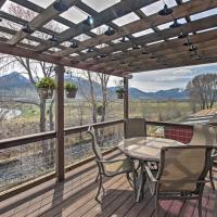 Livingston Apt w/Paradise Valley Mtn & River Views