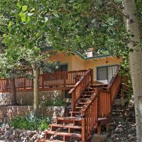Charming Cloudcroft Cabin w/ Forest Views & Deck!