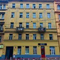 Pop Up Prague Rooms