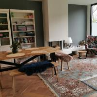 luxury Dutch designed house near Amsterdam