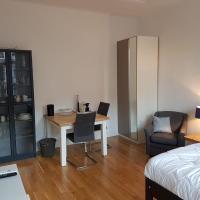 Studio apartment Amsterdam West - bos en lommer
