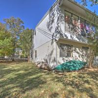 Tahlequah House w/ Screened-in Porch & Fire Pit!