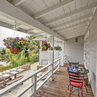 2BR Aptos Cottage w/Deck & Views - 10 Min to Beach