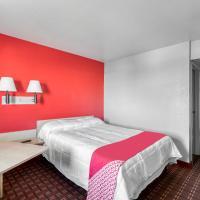 OYO Hotel Houston Southwest I-69 - 2 mi from Memorial Hermann Hospital