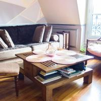 HostnFly apartments - 50m2 arty near the Eiffel Tower