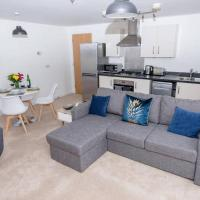 Beautiful Central Apartment - Free Parking