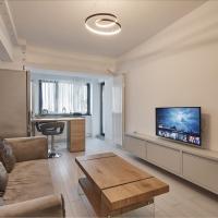 Modern Apartment Politehnica Regie Grozavesti Free Parking Free Netflix