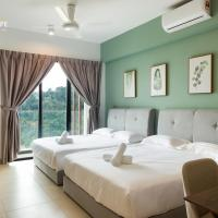 MidHill Luxe Suite By DreamScape