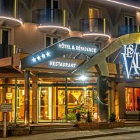 Hotel Les Vallées Labellemontagne