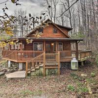 NEW-'Hawk's Nest Cabin' w/View Near Peaks of Otter