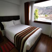 Hotel Andes de Urubamba, hotel in Urubamba