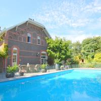 enchanting villa with heated pool, jacuzzi and sauna