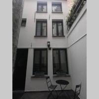 Rustig gelegen woning op toplocatie in Antwerpen centrum