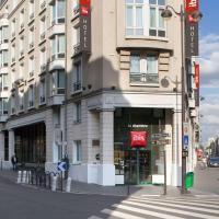 ibis Paris Gare du Nord Château Landon 10ème