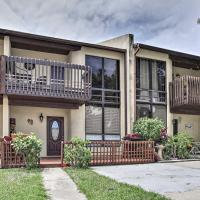 2BR Cape Canaveral Townhome w/Upgraded Interior