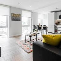 Stylish, Modern 2 Bed Apartment in Islington