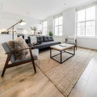 Designer 1 bed Sleeps 4 in Islington