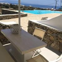 Rineia Complex - offering pool and sea view