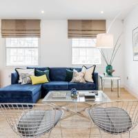 Chic & Modern 2-Bedroom Apt in Kensington, close to Tube