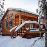 Denali Wild Stay - Moose Cabin, Free Wifi, 2 private bedrooms