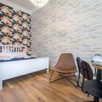 Designer apartment at Jewish district the very center of Budapest