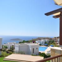 Ortakent Apartment Sleeps 4 with Pool and Air Con