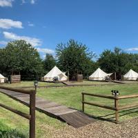 Oak Lodge Retreat - Glamping 4