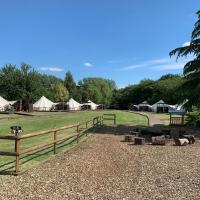 Oak Lodge Retreat - Glamping 8