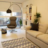 Bright And Modern Garden Flat Near Kings Cross