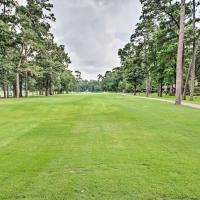 Golf Resort Condo on Lake Conroe w/ Amenities
