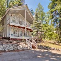 Forest Home w/Decks 3 Miles to Ski Cloudcroft