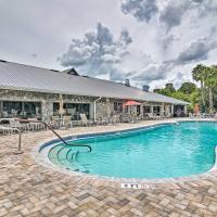 Lakefront Auburndale Home w/ Resort Amenities