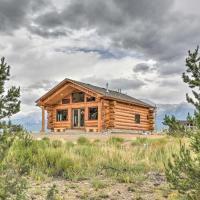 Cozy Riverfront Cabin 1.4 Mi From Buena Vista