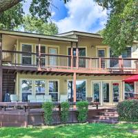 Lakefront Montgomery Home w/ Porch & Dock!