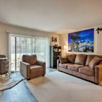 Updated Condo - Walk to Squaw Valley Lifts!