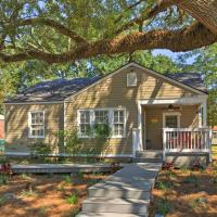 Gulfport Home w/ Deck & Grill - Walk to Beach