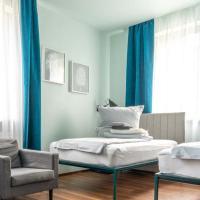 Siddiqi Pension`` Das Schreder Hotel``