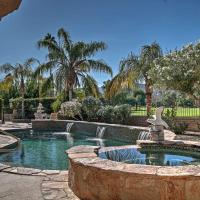 Desert Oasis on Golf Course with Private Pool and Spa!