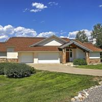 Spacious Home with Mtn Views, 2Mi to Steamboat Resort