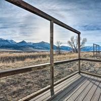 Romantic Mtn Getaway - 1 Hour to Yellowstone!
