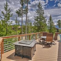 Grand Lake Home w/ Mtn Views - 5 Mins to RMNP!