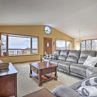 Pet-Friendly Rustic Abode w/ Grand Lake Views