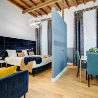 Borgognona luxury apartment